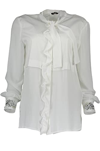 GUESS MARCIANO 71G4068234Z Camisa con las mangas largas Mujer blanco A009 46