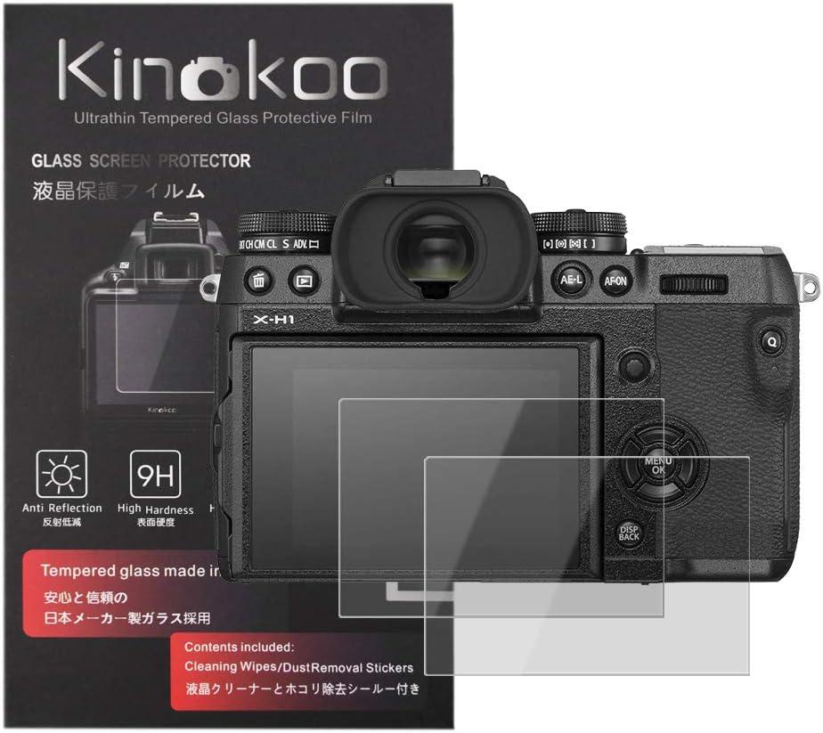 Kinokoo Gehärtetes Glas Für Fuji X H1 Kristallklarer Kamera