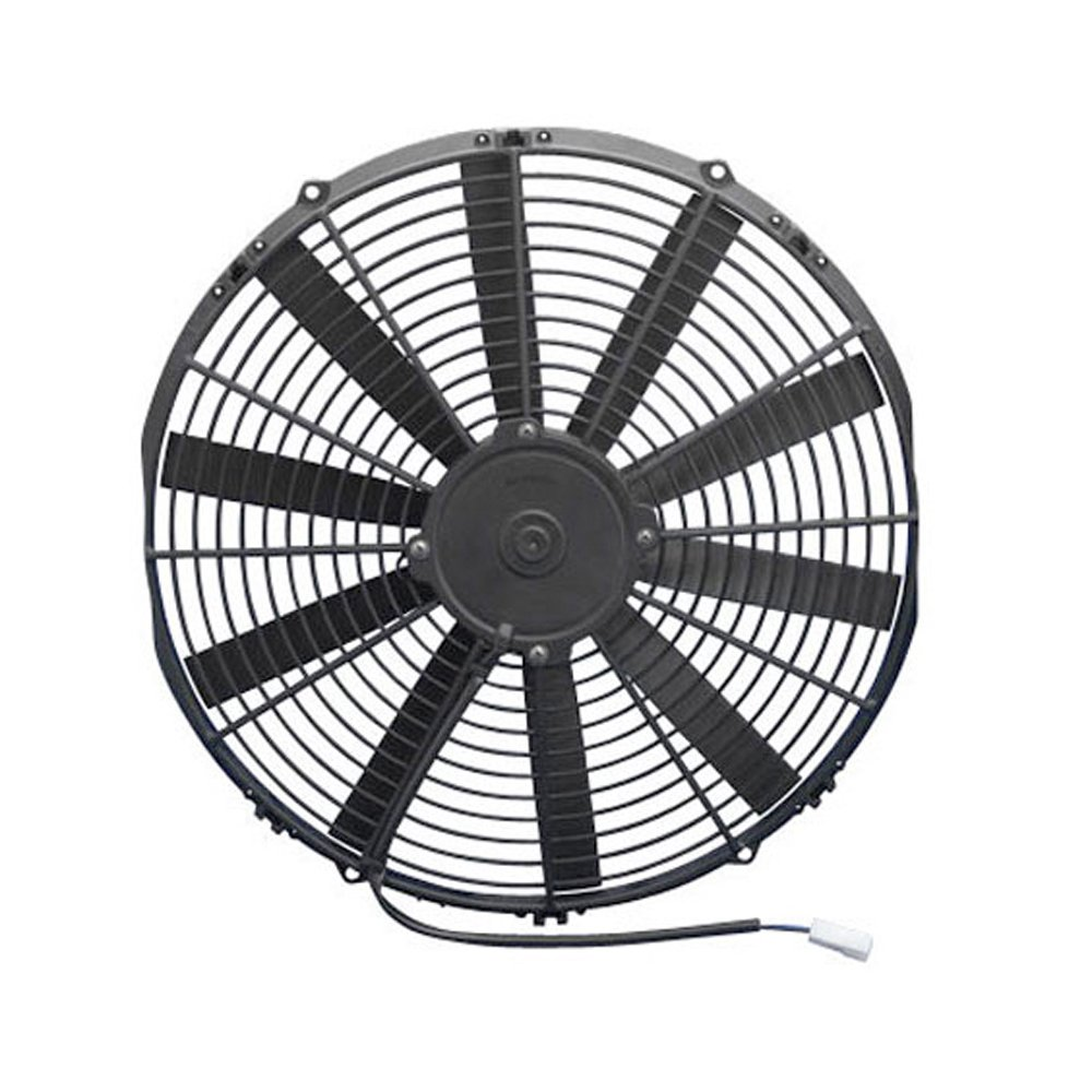 Spal 30100400 16' Straight Blade Low Profile Fan
