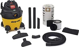 Shop-Vac 18 gallon 6.5 Peak Hp Wet/Dry Vacuum (8251803)