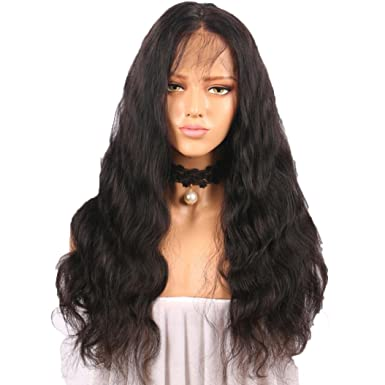 Image Unavailable. Image not available for. Color  Dreamyth Curly Wig  Glueless Full Lace Wigs Black Women Indian Remy Human ... ea2d56f64e