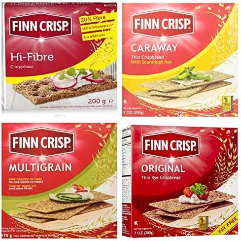 Crackers: Finn Crisp