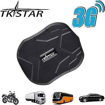 Free ship TK905 Vehicle GPS Tracker Waterproof Standby Magnet Anti-lost No box