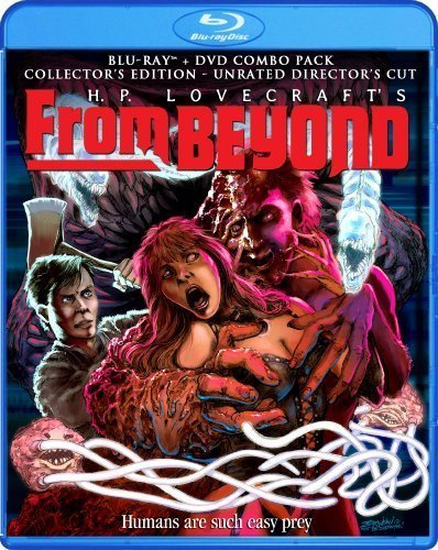 From Beyond (Collector's Edition) [BluRay/DVD Combo] [Blu-ray] by Shout! Factory by Stuart Gordon (From Beyond Blu Ray)