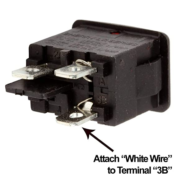 BUNN Warmer Switch for Home Coffee Brewers(Limited edition) on wiring diagram for refrigerator, wiring diagram for dishwasher, parts for bunn coffee maker,