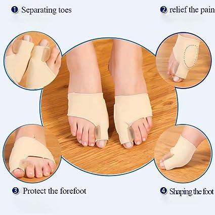 Juanete Corrector manga dedo gordo del pie enderezadora ...