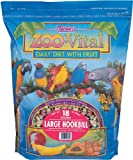 F.M. Brown's Zoo-Vital Large Parrot Food, 18-Pound, My Pet Supplies