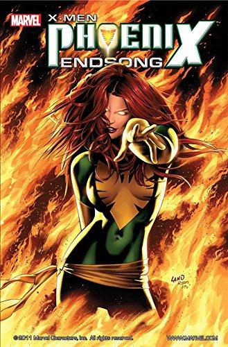 X-Men: Phoenix Endsong (X-Men: Phoenix - Endsong) por Greg Pak