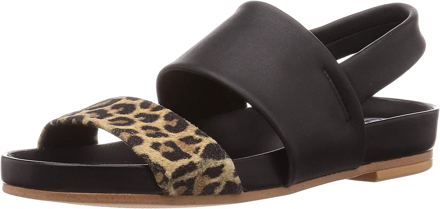 Clarks Pure Strap Leather Sandals in