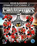 Chicago Blackhawks 2013 NHL Stanley Cup Champions Composite Photo 8 x 10in