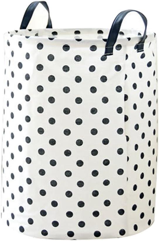 B/úho, 35x45CM JEELINBORE Plegable Cestos para la colada Cajas de almacenaje Impermeable Cestas de Tela para Guardar Organizadoras Juguetes Ropa Cesta para lavander/ía