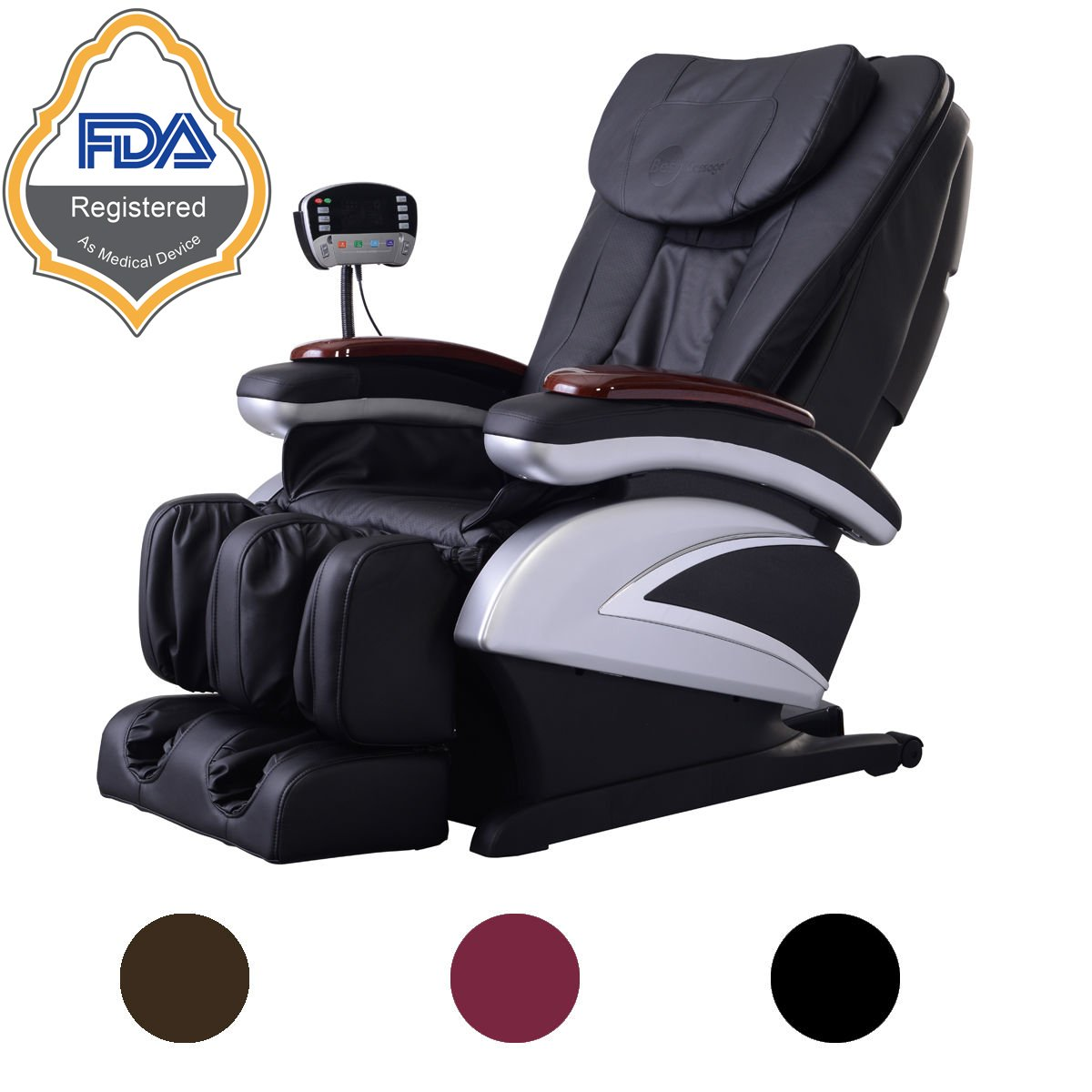 Top 5 Best Massage Chairs Reviews 2018-2019 - cover