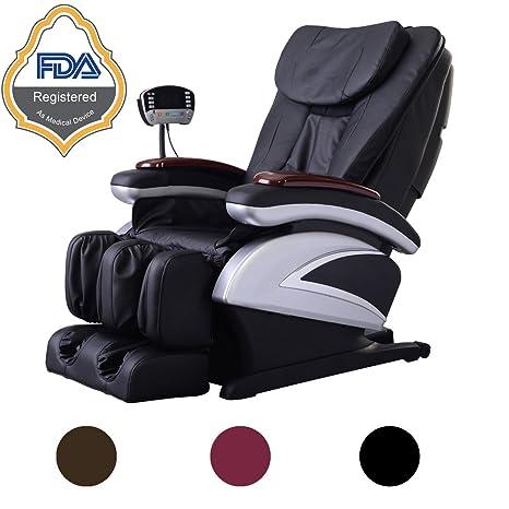 Electric Full Body Shiatsu Massage Chair