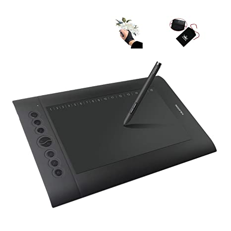 HUION H610 TABLET DRIVER
