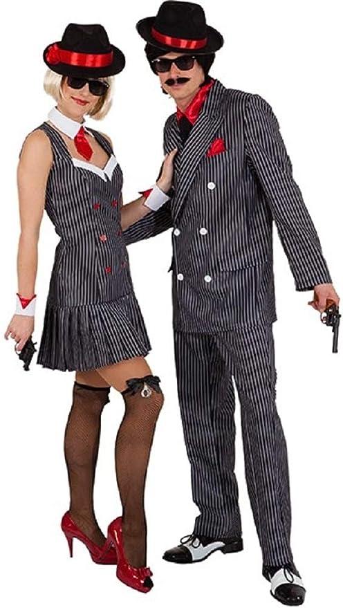 Deluxe 1920S Gangster Gangster Erwachsene Kostüm Zubehör Wähle Artikel
