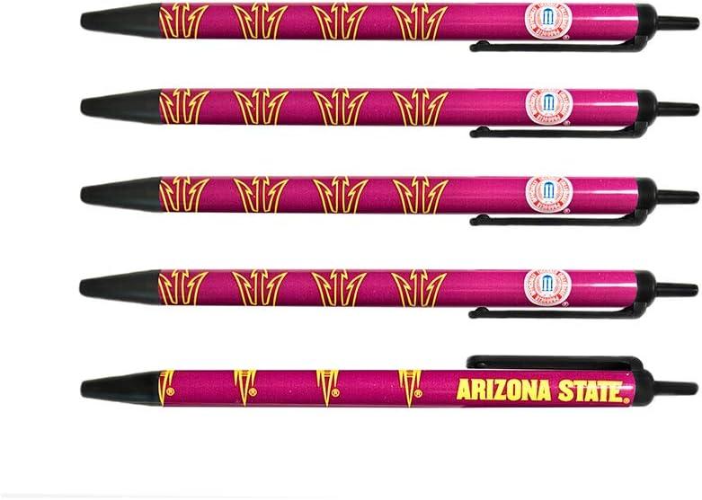 NCAA Arizona State Sun Devils Disposable Click Pens