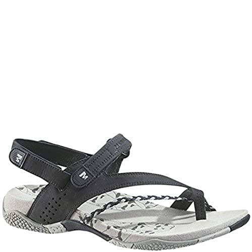 Merrell Q Sole Shoes Ladies And Flat Women For Navy SandalsOutdoor Walking Premium Form Summer Siena Leather xdCWroBe