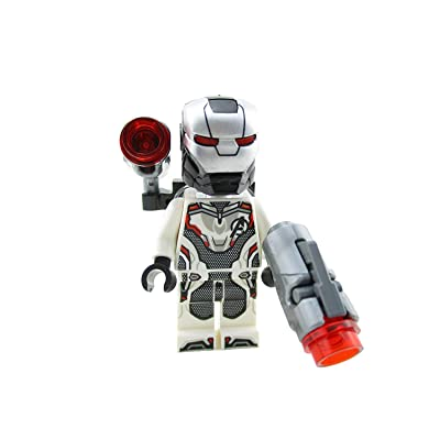 LEGO Avengers Endgame War Machine Minifigure Mini Fig: Toys & Games