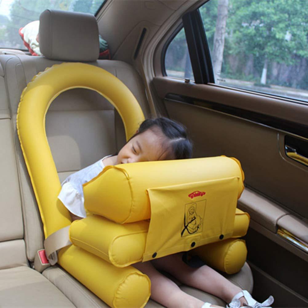 Amazon.com: Wgwioo - Asiento hinchable para coche, portátil ...