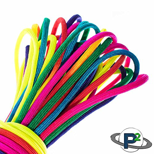 PARACORD PLANET Rainbow Dye Cord 101 Feet by PARACORD PLANET (Image #7)