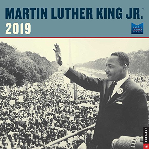 Books : Martin Luther King Jr. 2019 Wall Calendar