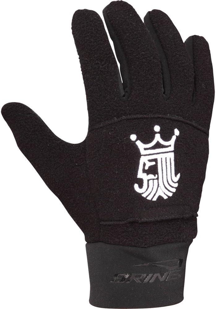 Brine Field Player Lacrosse Fleece Glove (Large, Black) : Lacrosse Gloves Women : Sports & Outdoors