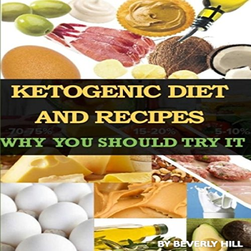 Ketogenic diet And Recipes: Why You Should Try It cover