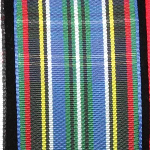 Scottish Tartan Ribbon - The Ribbon People Pleasantly Plaid Blue and Green Tartan Wired Craft Ribbon 1.5