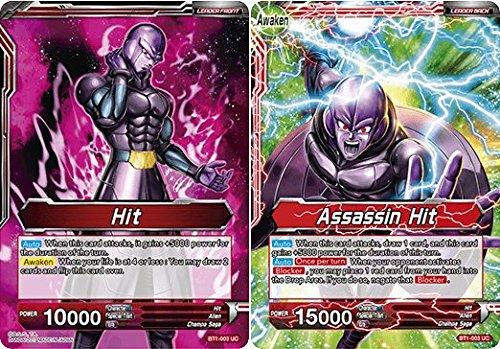 Dragon Ball Super TCG - Hit // Assassin Hit - Series 1 Booster Galactic Battle - (Series 1 Booster: Galactic Battle) - BT1-003