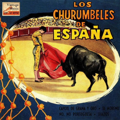 ... Vintage Spanish Song No. 90 - .