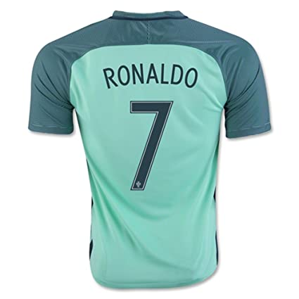 253f32ae978db Camiseta de Cristiano Ronaldo 7 de Portugal