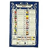 Galley Cloth (Tea Towel) International Code