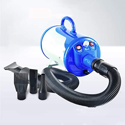 B pet hair dryer Máquina sopladora para Mascotas Secador de Pelo para Perros Perro de Alta