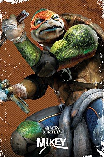 Reinders Teenage Mutant Ninja Turtles - MICHA Lango Pose ...