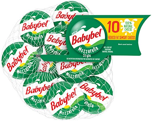 LAUGHING COW Mini Babybel Mozzarella Cheese