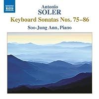 Sonates pour Clavier n°75 à 86