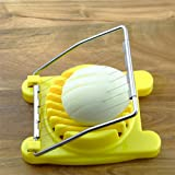 TangoLL Egg Slicer Eggs Cutters with Stainless