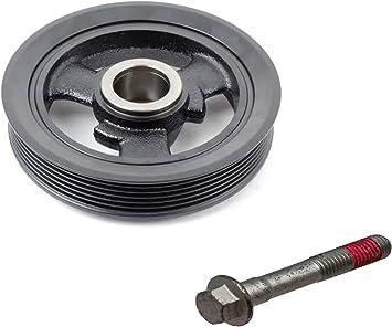 one Cooper r53 Polea cigüeñal vibración amortiguadores mini mini r50