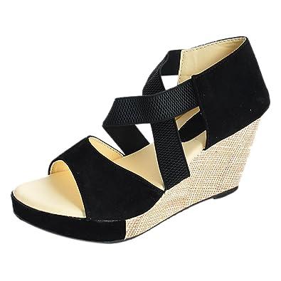 ab88628ebf97 Kanchan Women s Velvet Fashion Sandal  Buy Online at Low Prices in ...