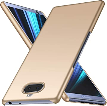 Arkour Funda Sony Xperia 10 Plus, Minimalista Ultra Delgado Ligera ...