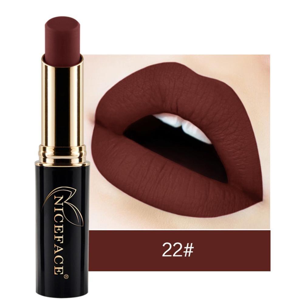 Rossetti, Bellezza Fiore luminoso Fiore di rosa di gelatina di cristallo Temperatura zycShangmagica Cambiare colore Lip (23)