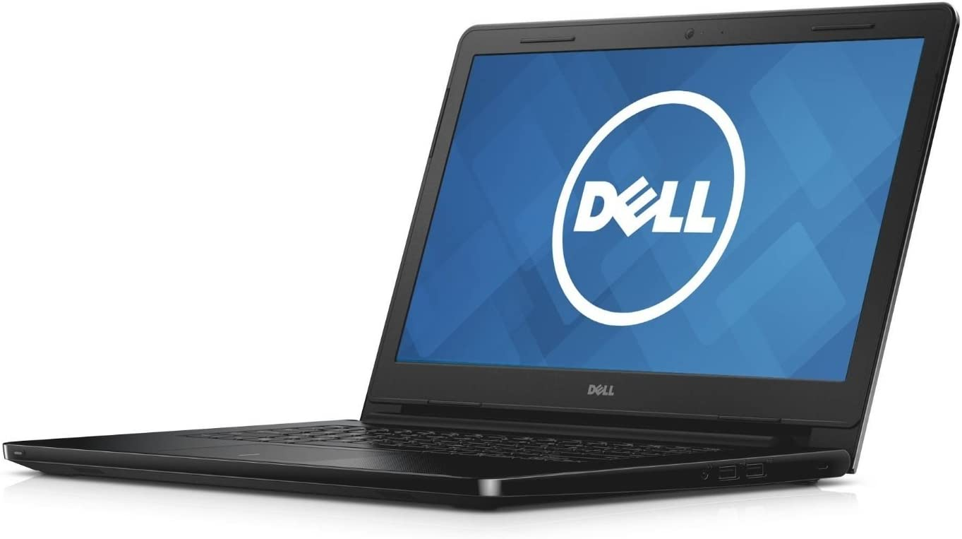 "Dell Inspiron 14-3452 Intel Celeron N3060 X2 1.6GHz 2GB 32GB 14"" Win10, Black"