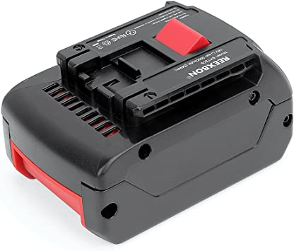 Li-ion technologie Bosch 2607336998 Batterie 18 v Compact 18 Volt