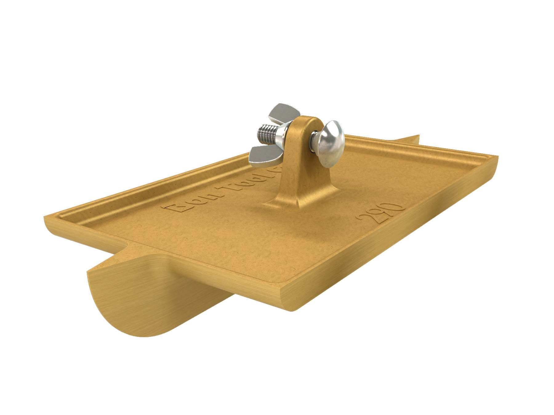 Bon 12-290 8-Inch by 4-1/2-Inch Bi Directional Bronze Walking Concrete Groover by BON