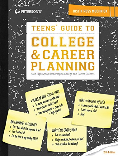 Teens' Guide to College & Career Planning
