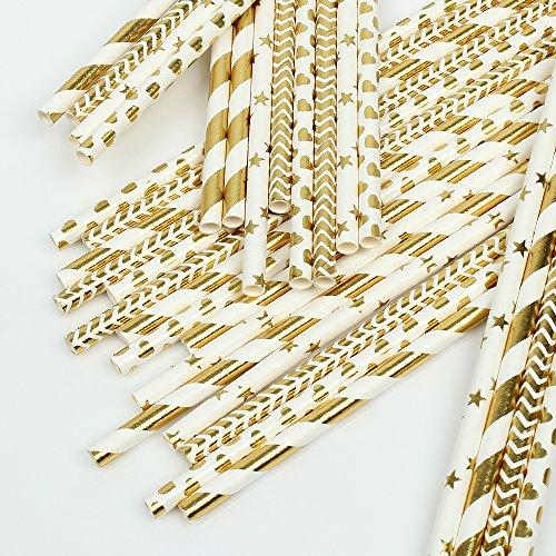 platinum straw - 1