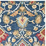 Safavieh Blossom Collection BLM402A Handmade