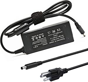45W 19.5V 2.31A AC Adapter Laptop Charger Compatible with Dell Inspiron 11 13 14 15 17 3147 3168 5378 7348 7352 7353 7378 3558 3567 5555 5559 5567 7558 5755 5759 Fits HK45NM140 LA45NM140 HA45NM140