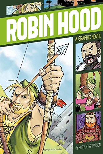 Robin Hood (Graphic Revolve: Common Core Editions)