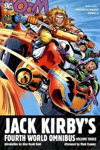 the fourth world jack kirby - 3